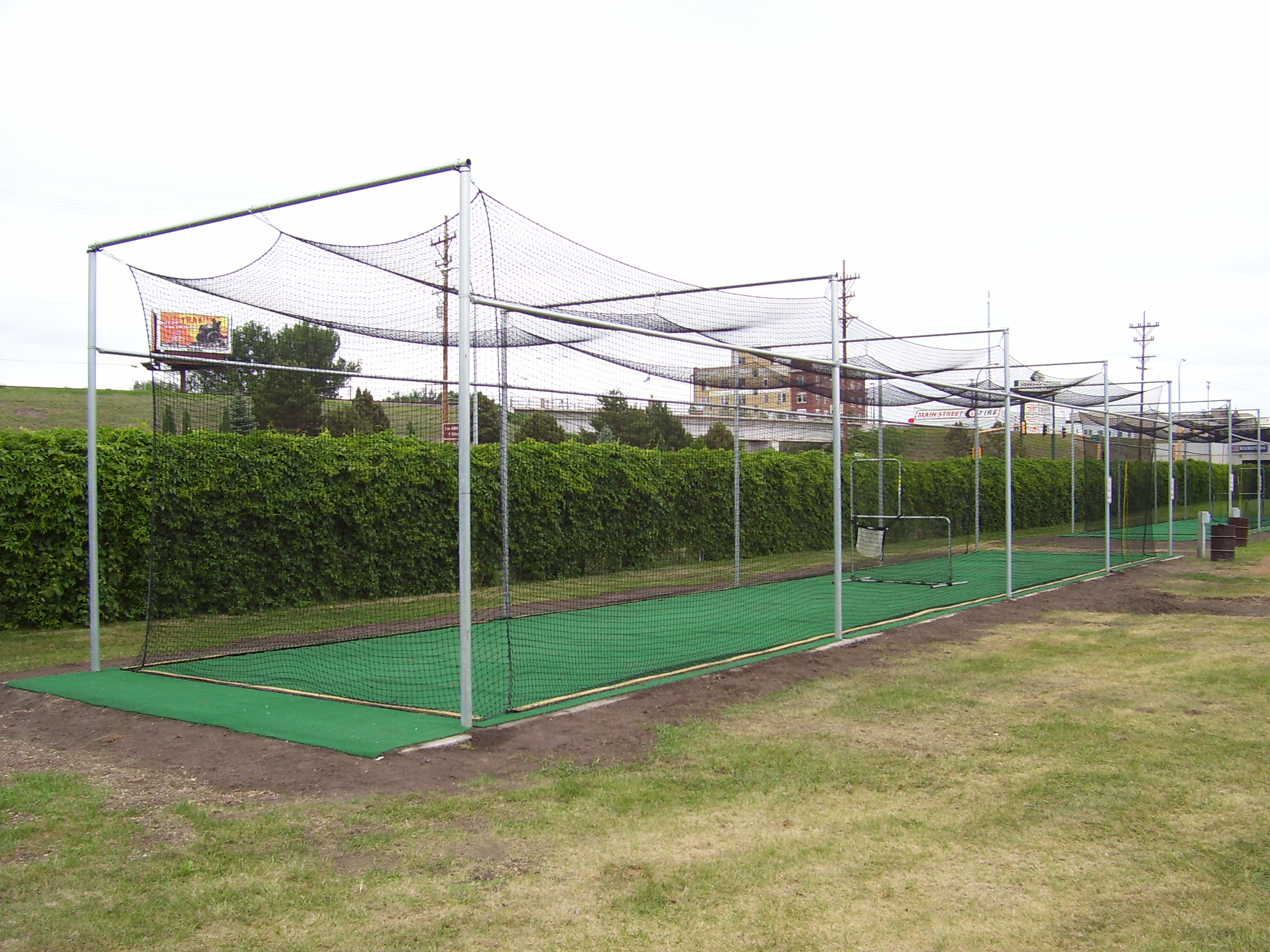 used batting cage batting cage